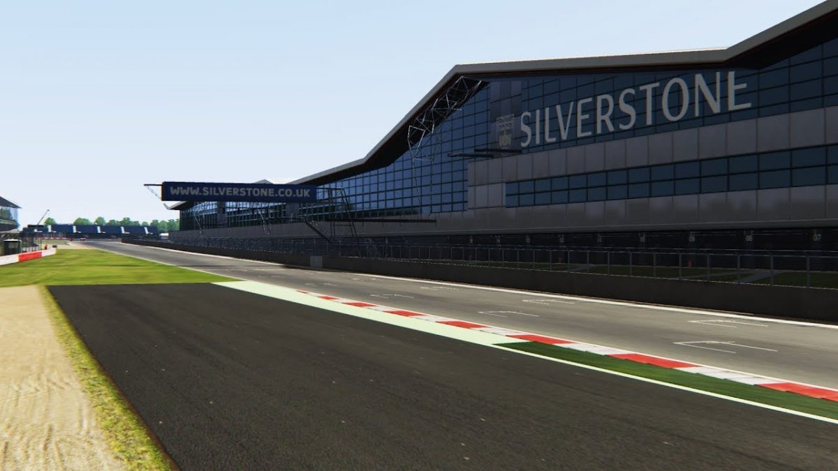 campeonato gt series vrg silverstone