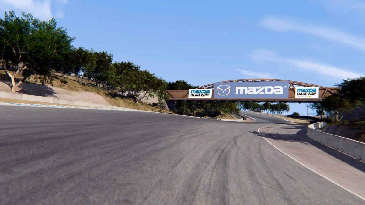 Audi TT Cup Mogauto VRG Laguna Seca Sala 1