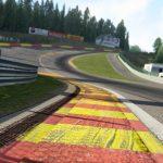 Audi TT Cup Mogauto VRG Spa Francorchamps