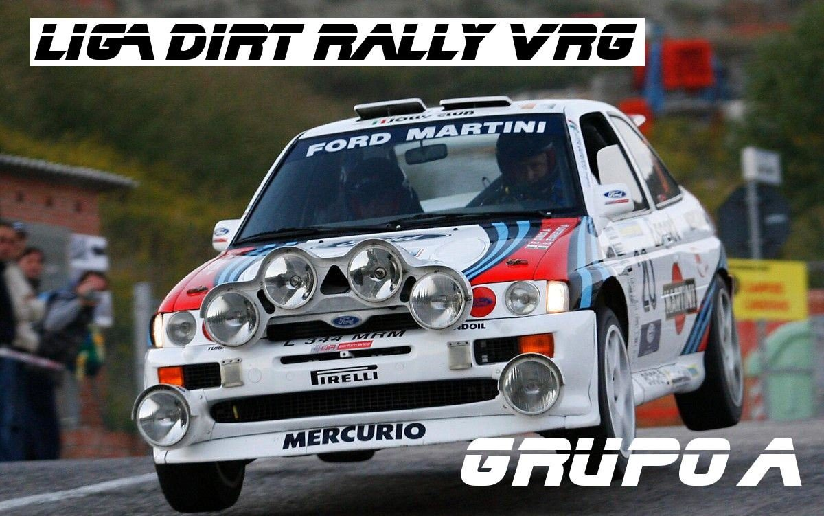 Liga DiRT Rally VRG Grupo A