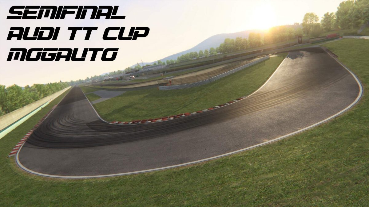 Audi TT Cup Mogauto Semifinal