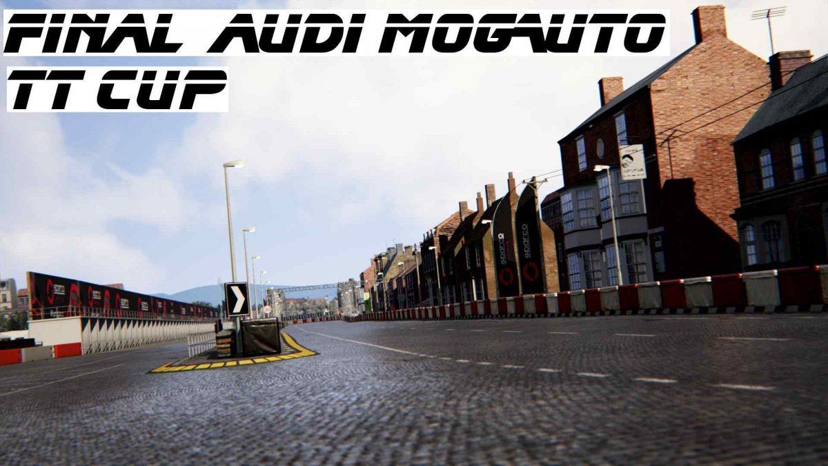Carrera final Audi Mogauto TT Cup