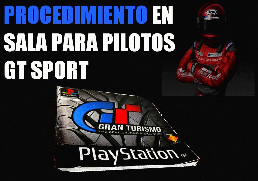 Manual para pilotos Gran Turismo Sport