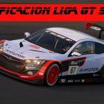 Liga GT Sport VRG Clasificación por grupos