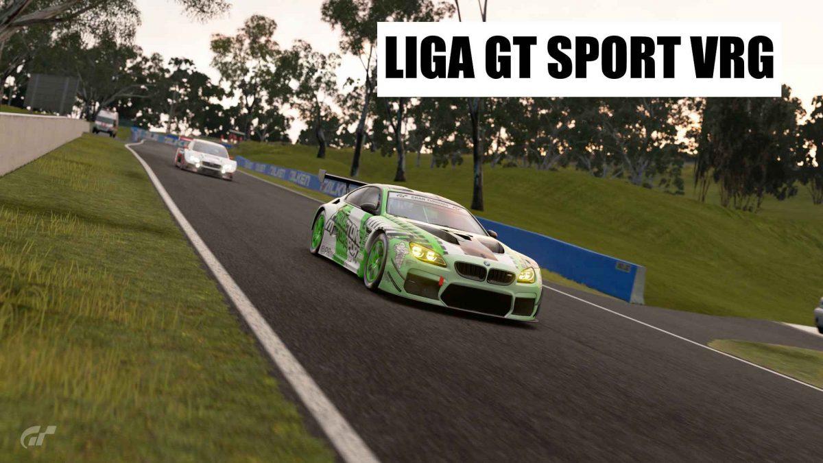 Liga GT Sport VRG Mount Panorama Motor