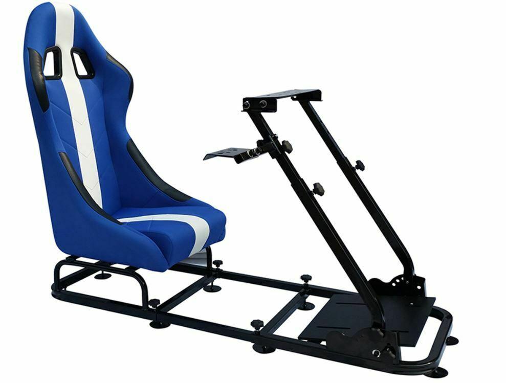 Cockpits economicos para empezar Sim Racing