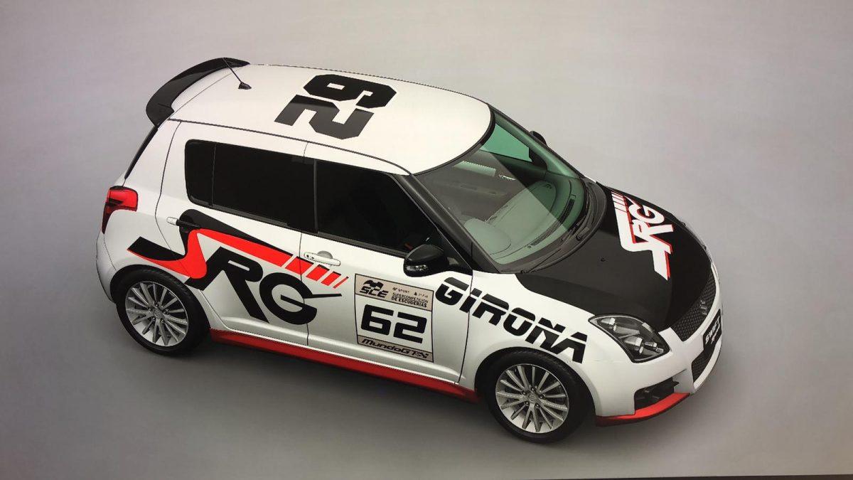 SCE Mundo GT Simracing Girona