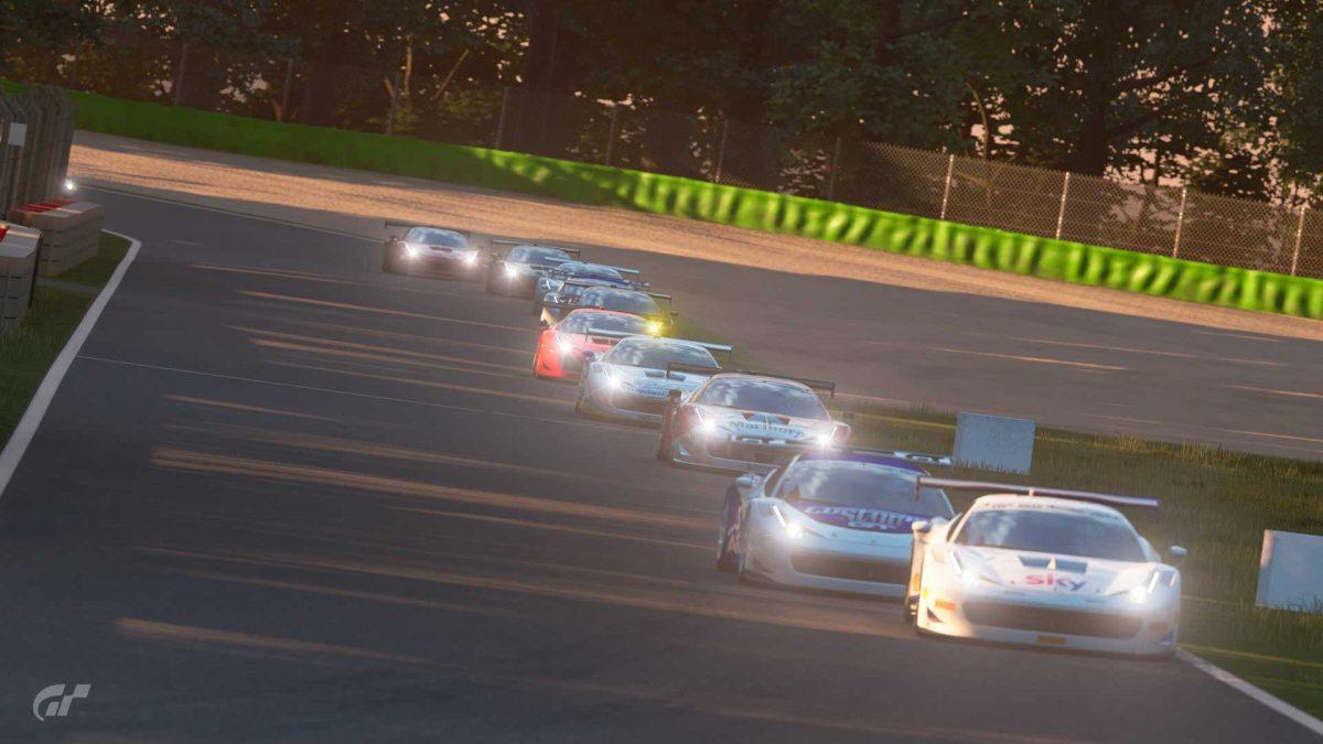Liga GT Sport VRG II Monza