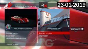 aseto corsa ps4 coches italian