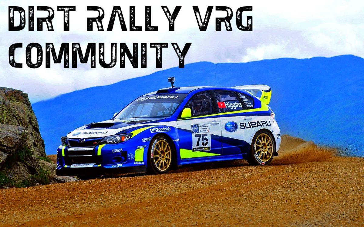 Vuelve la Liga Dirt Rally VRG