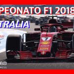 F1 2018 PS4  Así fue la primera carrera