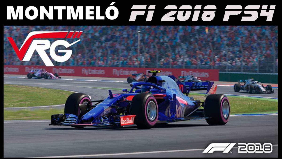 competicion formula 1 2018 play 4