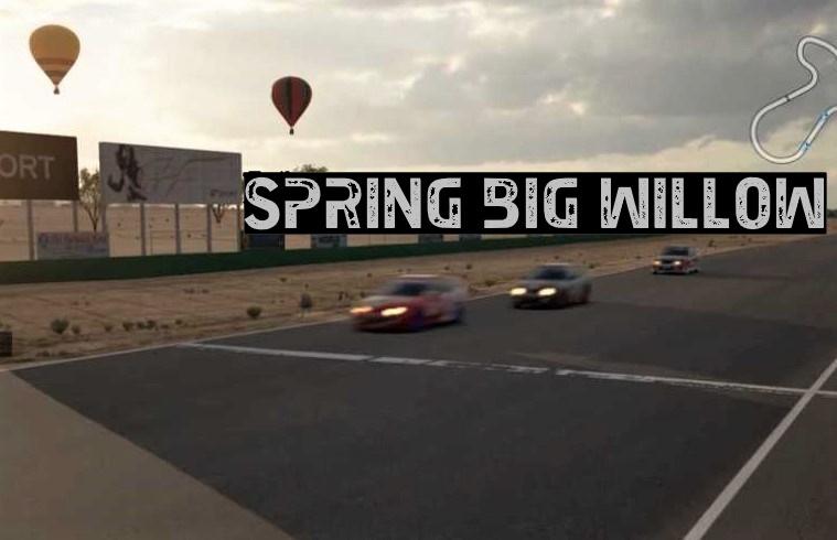 Spring Big Willow – Lancer Evo GSR 96 – LGTS VRG