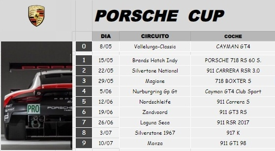 campeonatos assetto corsa p4 2019