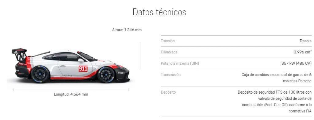 Porsche cup assetto corsa sp4