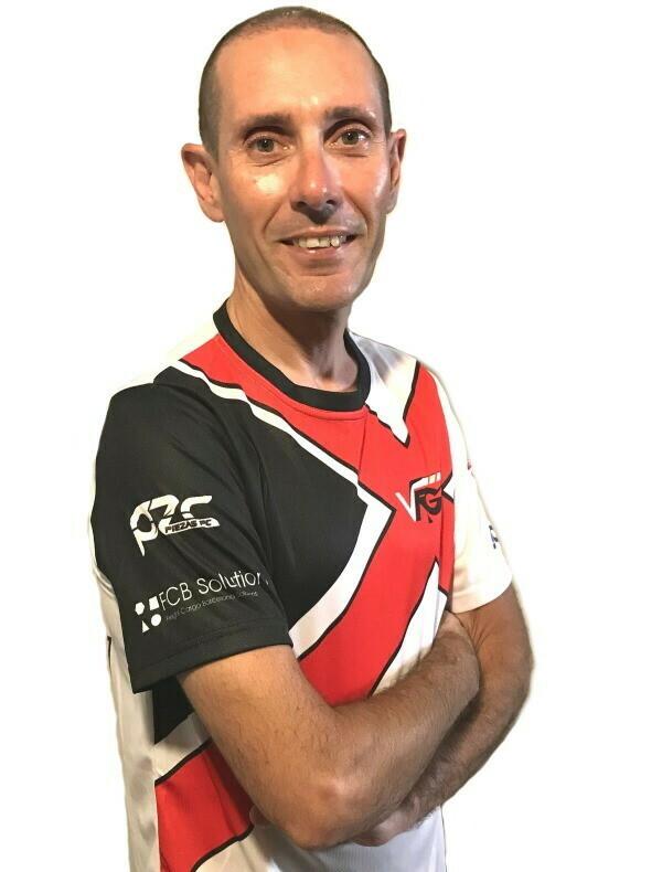 Alex bernal Virtual racing Girona