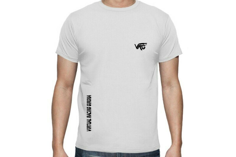 camiseta simracing vrg line