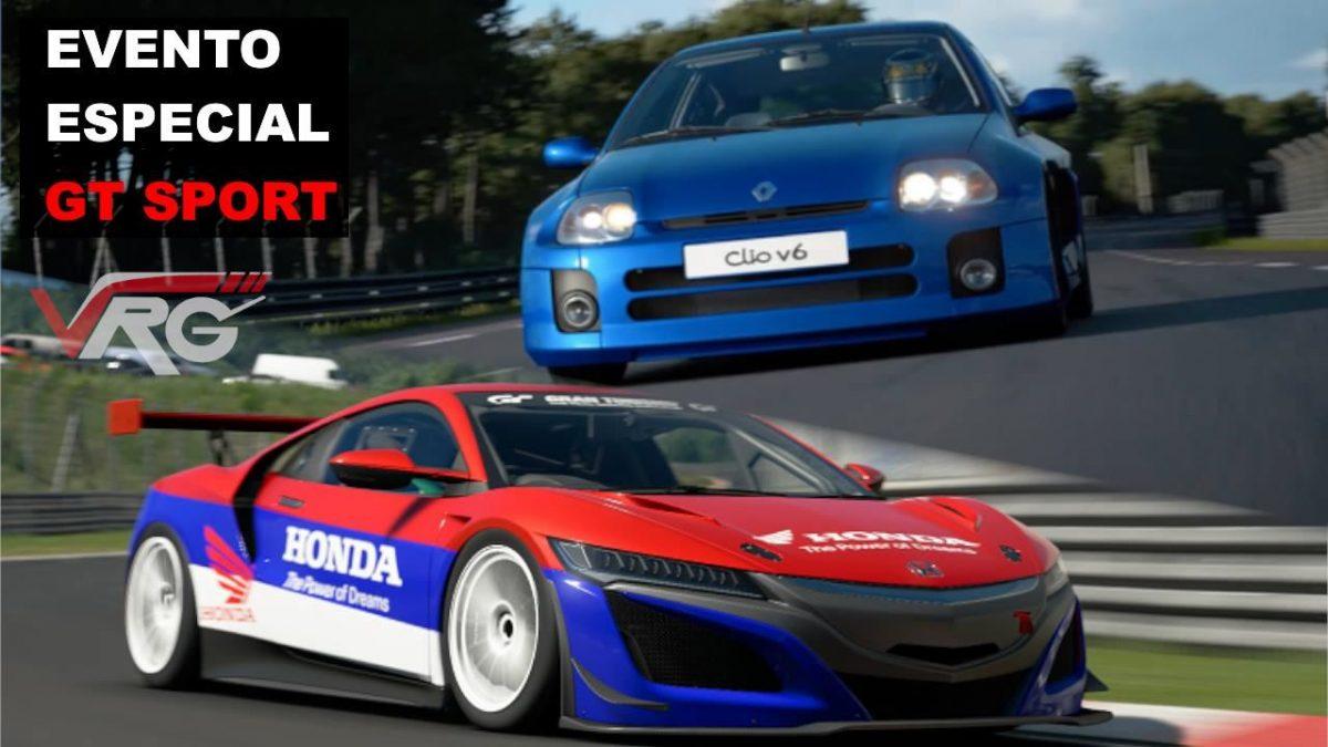 Evento Especial Gran Turismo Sport